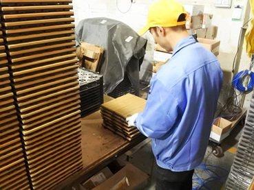 Deck Tile manufacturing