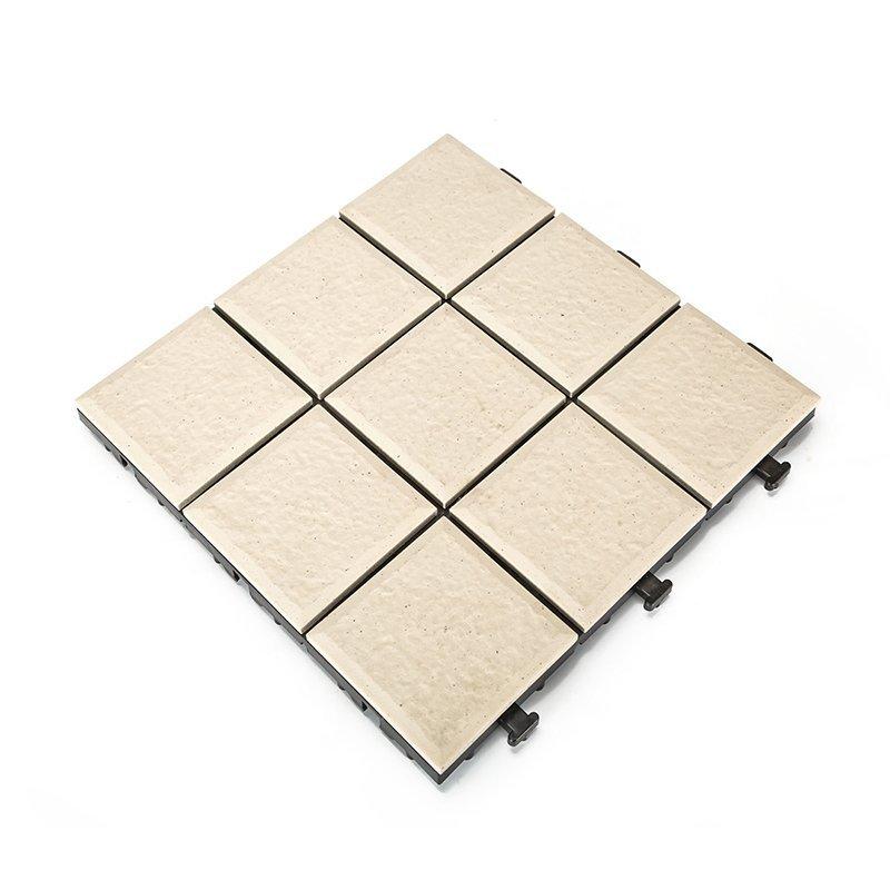 0.8cm ceramic porch deck tiles ST-C