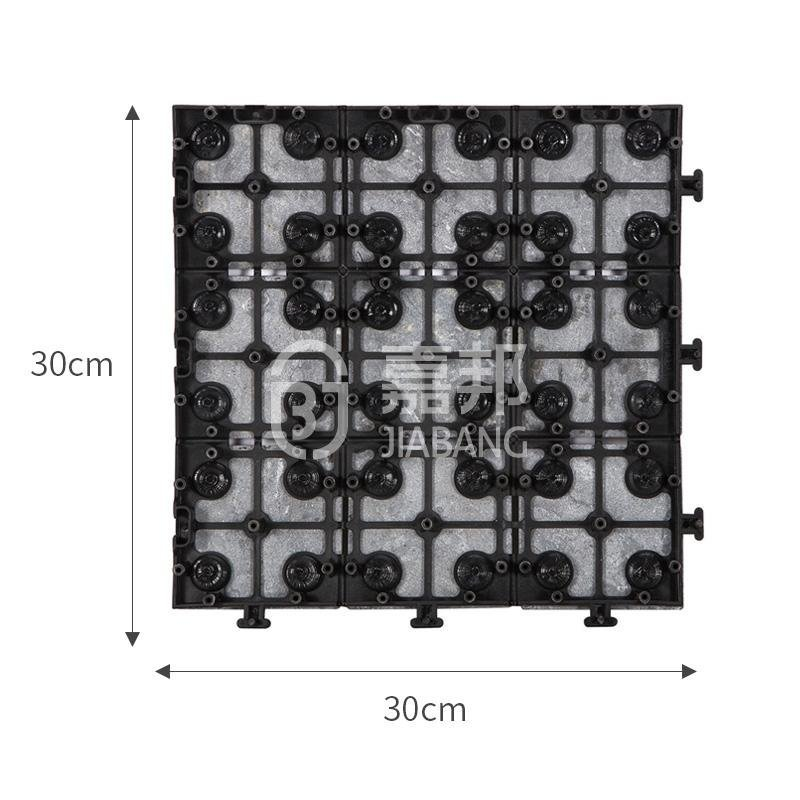 interlocking floordeck tiles