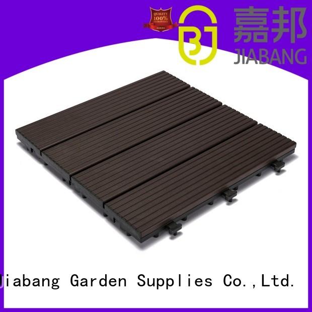 JIABANG Brand outdoor modern tiles deck aluminum deck board