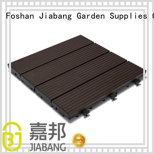 Hot aluminum deck board brown JIABANG Brand