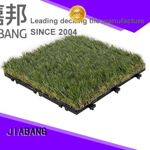 outdoor grass tiles deck tiles permeable fake grass squares manufacture