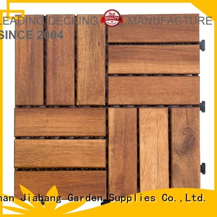 acacia tile flooring outdoor acacia acacia deck JIABANG Brand company