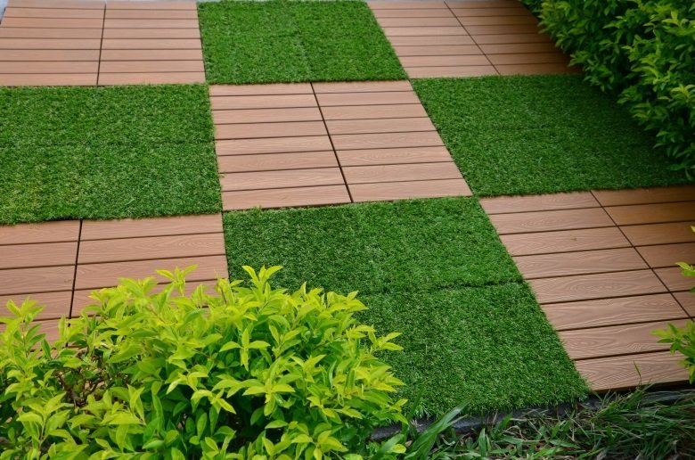 pvc deck tiles woodland Bulk Buy tile JIABANG