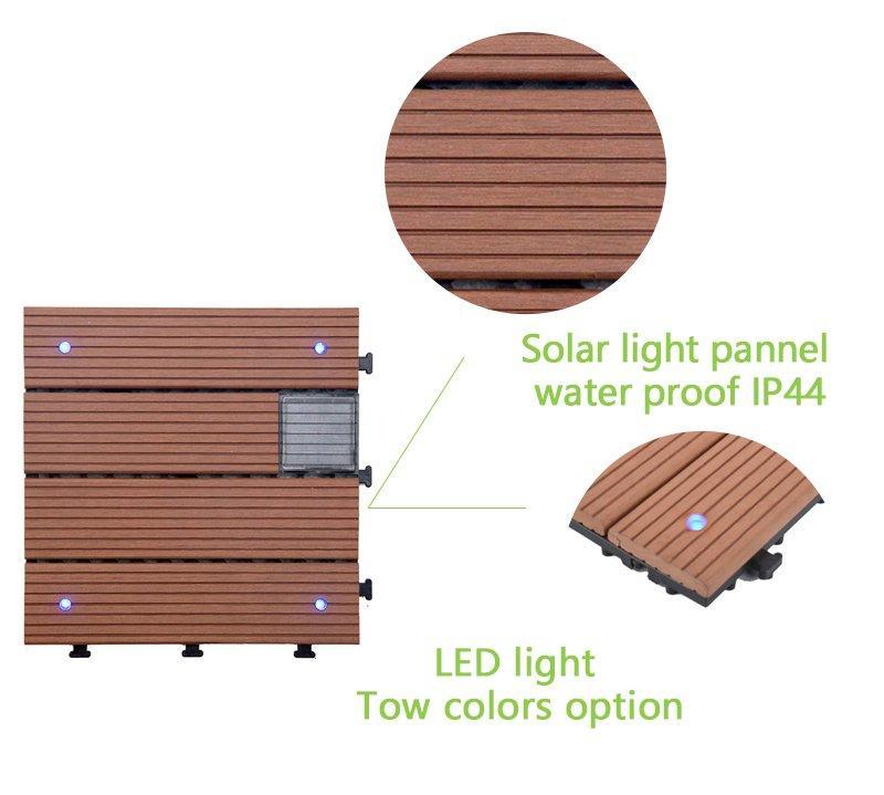 Solar light garden light