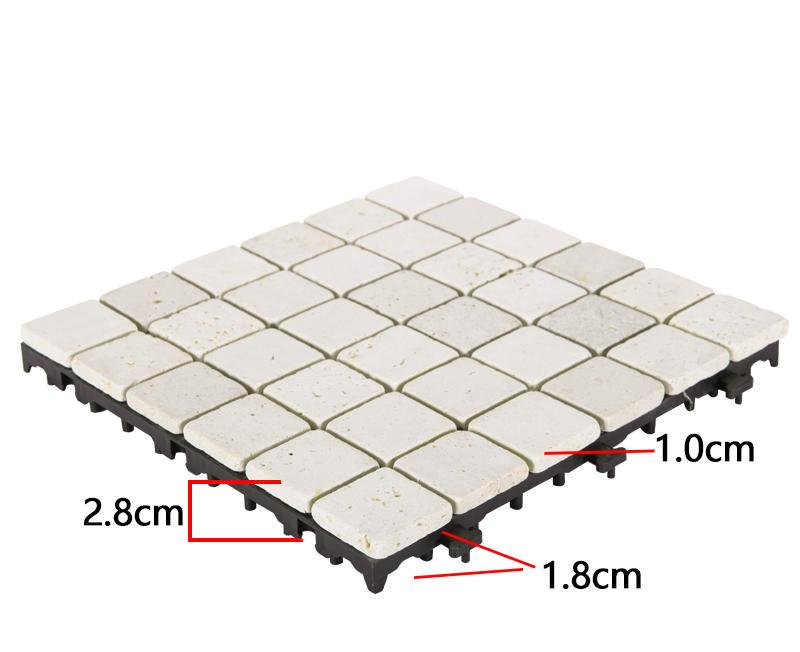 interlocking deck flooring
