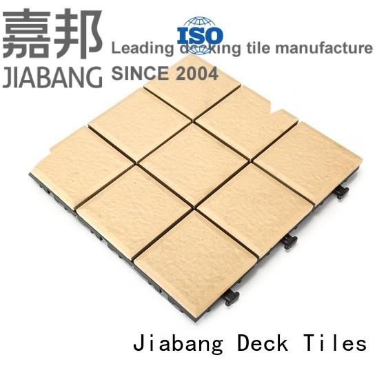 10cm porcelain patio tiles paver JIABANG company