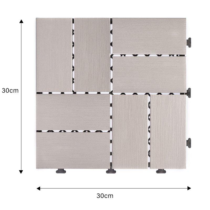 polystyrene decking tile