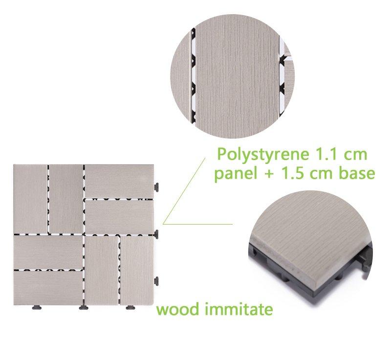 polystyrene flooring