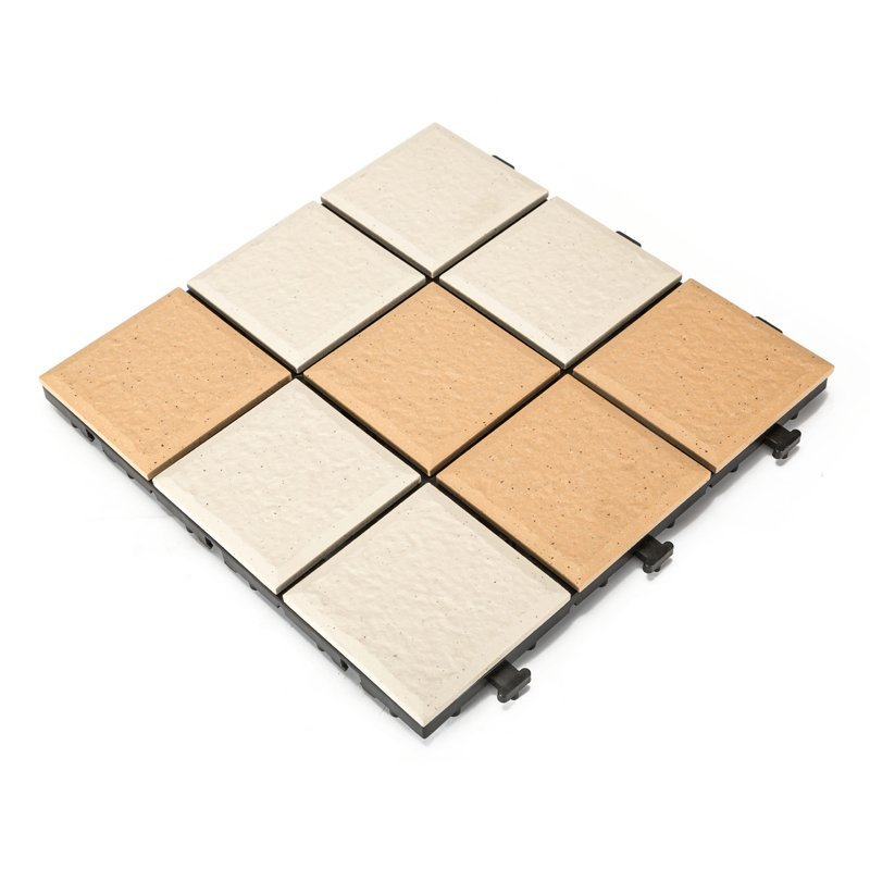 0.8cm ceramic balcony outdoor deck tiles JBH010B