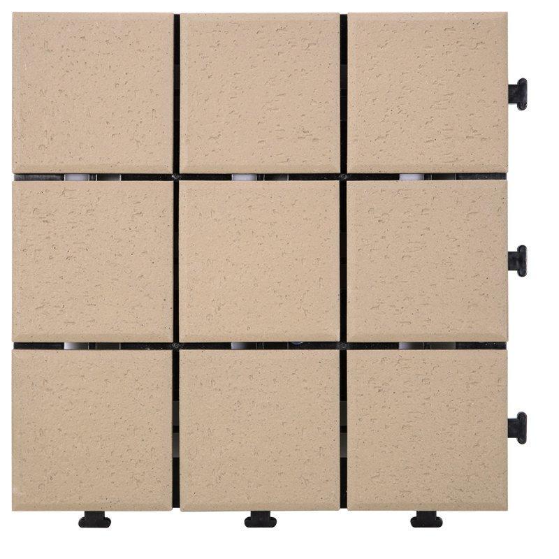 0.8cm ceramic office deck tiles ST-SD