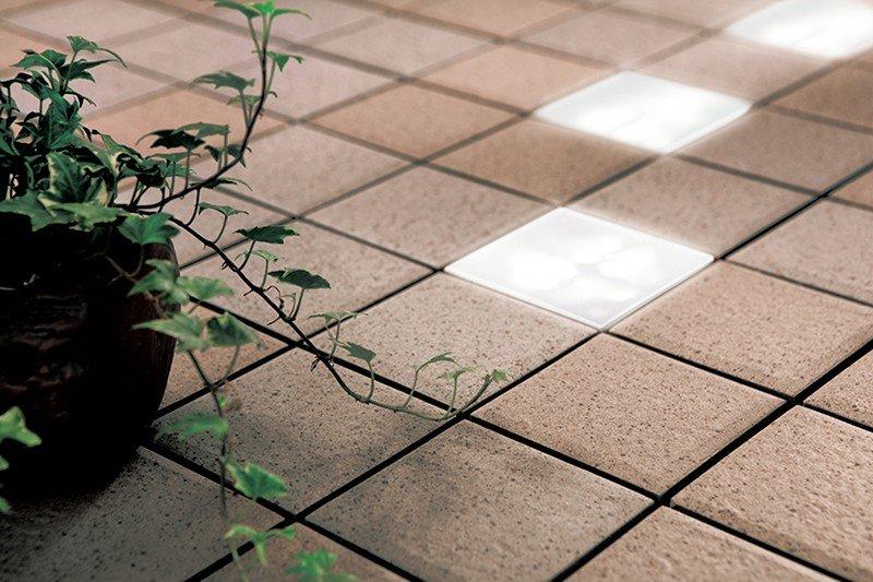 outside flooring tile