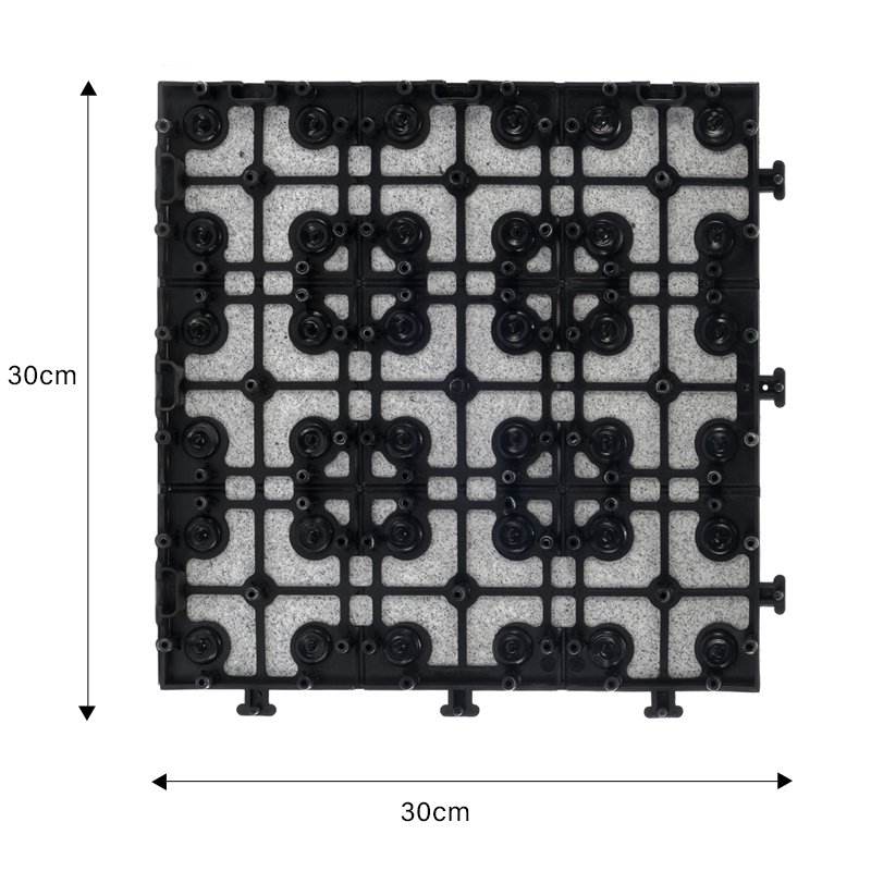 decking floor tiles