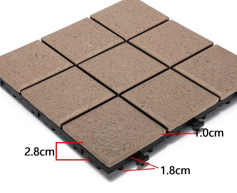 paver ceramic garden tiles tile outdoor JIABANG Brand