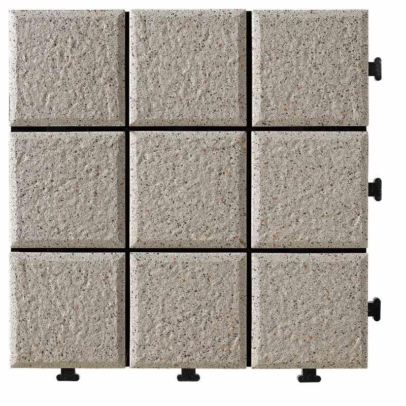 1.0cm ceramic outdoor deck floor tiles JB5016