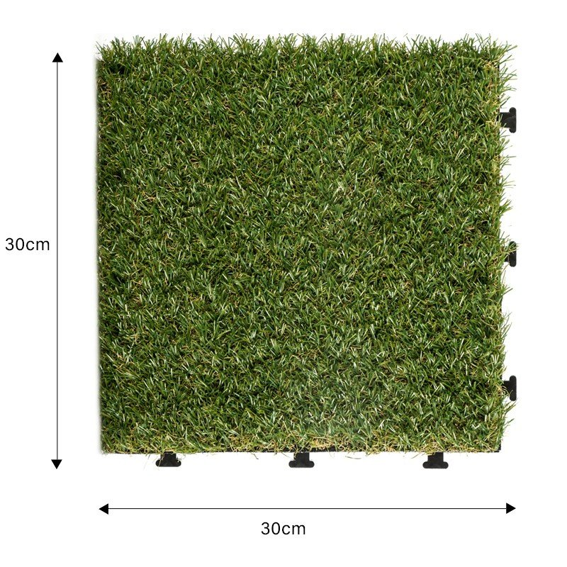 permeable backing artificial grass