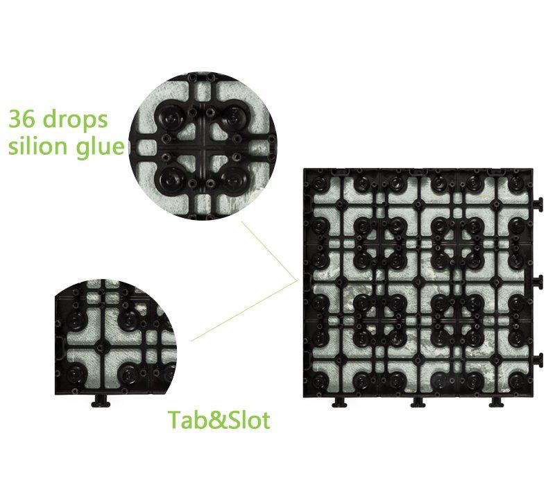 deck flooring options waterproof