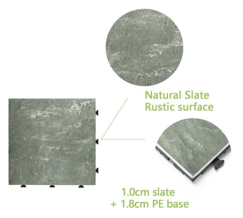 easy installgarden flooring