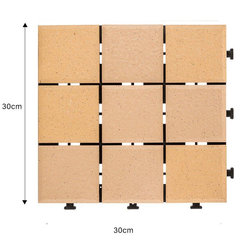 12x12 deck tiles