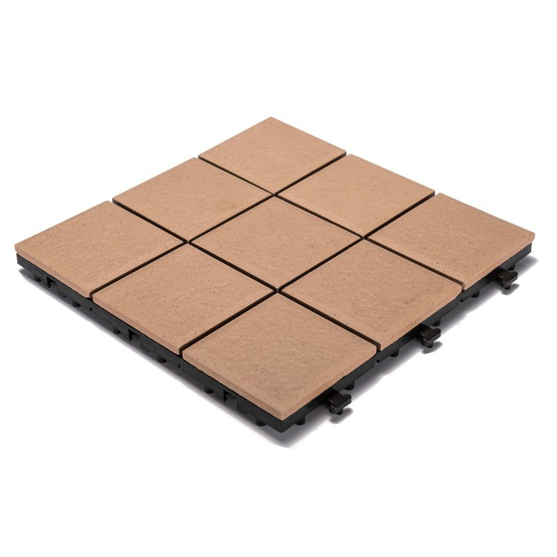 1.0cm ceramic outdoor patio deck floor tile JB5011