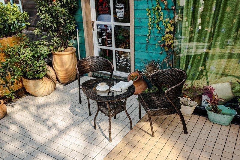 ceramic garden tiles porcelain exhibition porcelain patio tiles JIABANG Brand