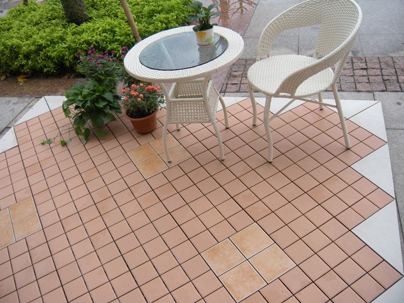 roof deck tiles