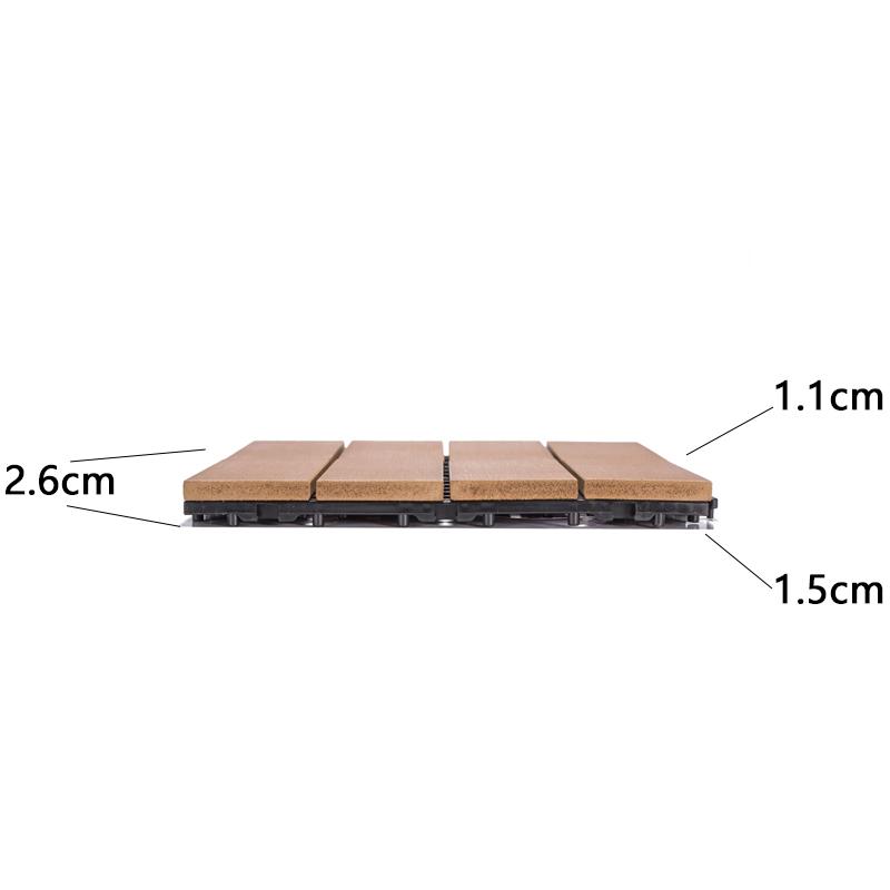 pvc deck tiles plastic room plastic decking tiles manufacture
