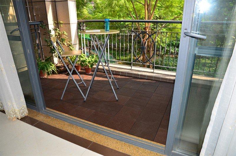 balcony interlocking tile