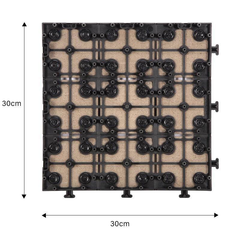 garden decking tiles