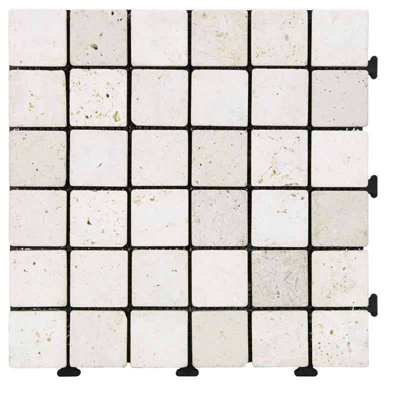 Special design of click DIY tiles for distribution TTS36P-YL