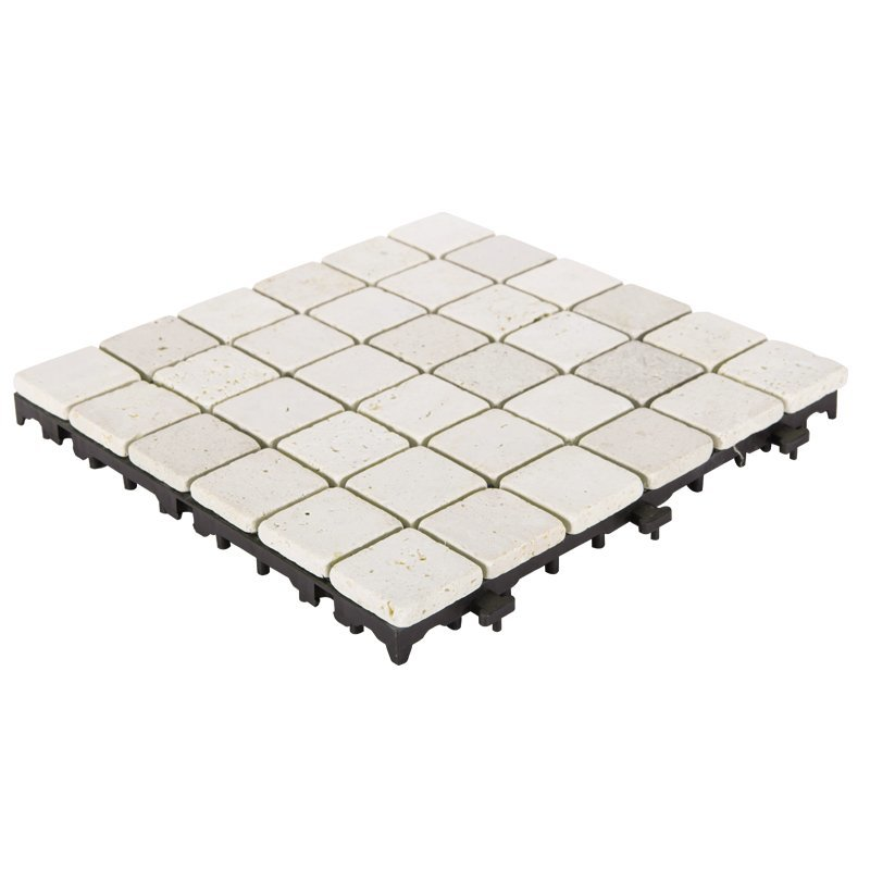 Special design of click DIY tiles for distribution TTS36P-YL