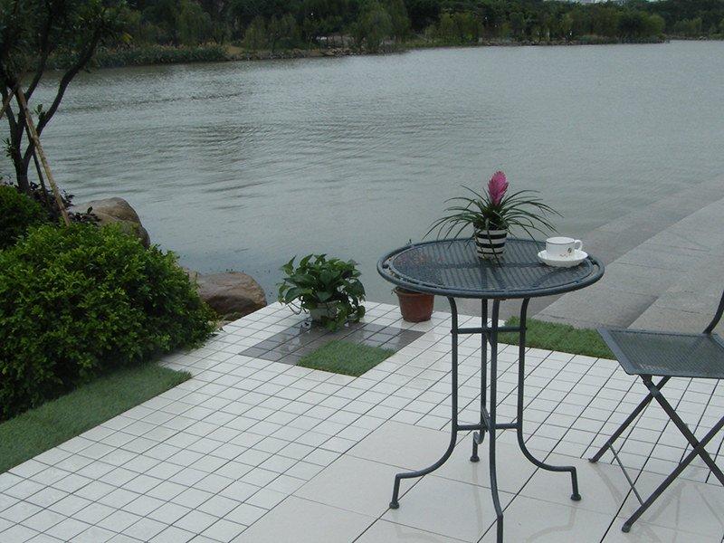 home and garden deck tile