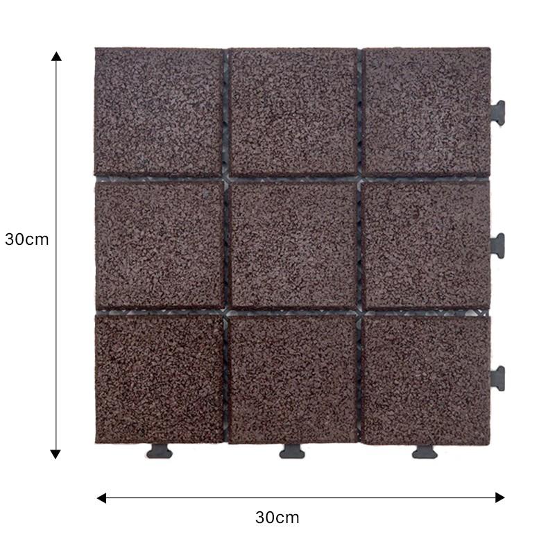 tiled deck designs