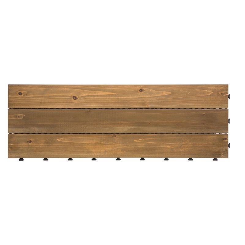 30X90CM long size wooden floor decking tiles S3P3090PH
