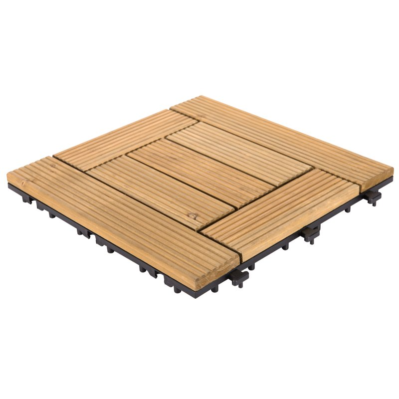 Find Balcony Wooden Decking High Quality Wood Deck Tiles From Jiabang