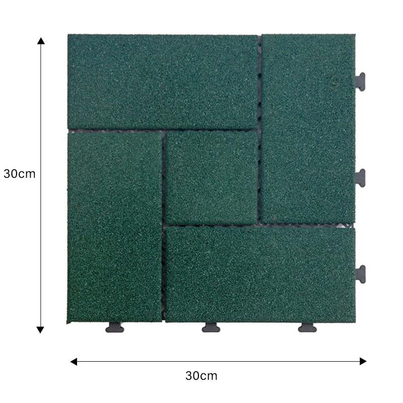 plastic patio flooring