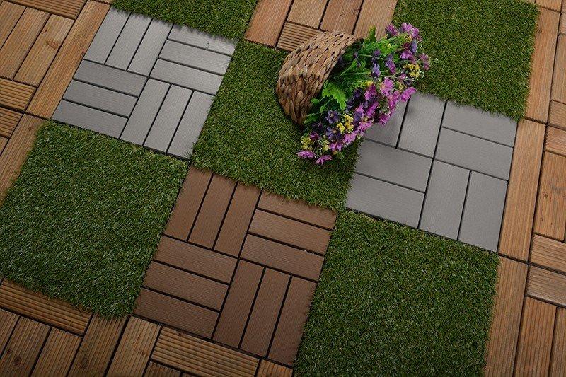 tiles sun room plastic decking tiles JIABANG