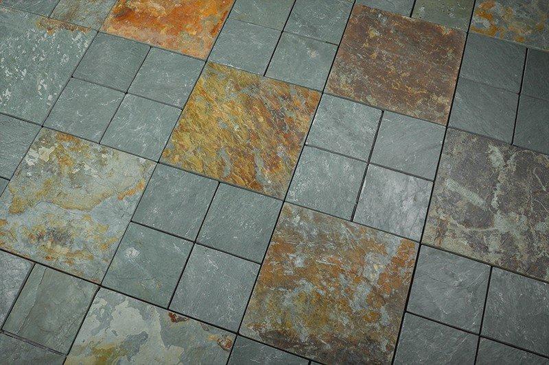 deck tiles basement