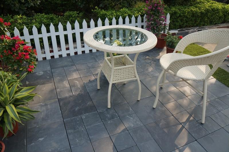 outdoor stone deck tiles outdoor slip real JIABANG Brand