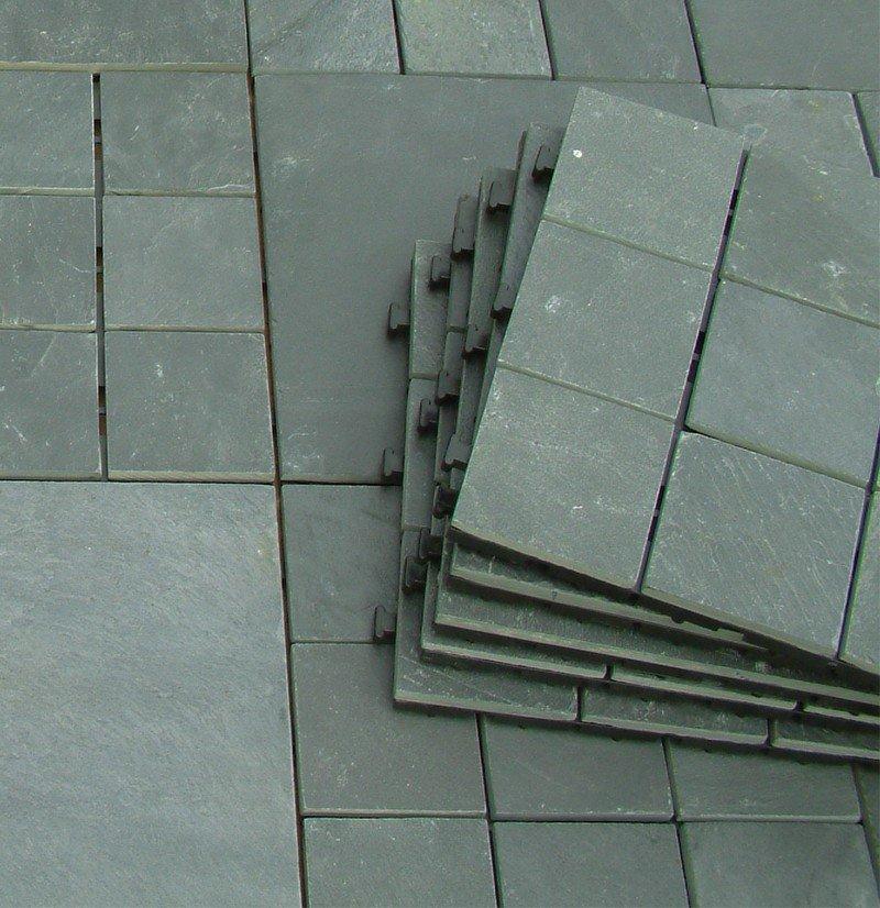 deck tileover concrete patio