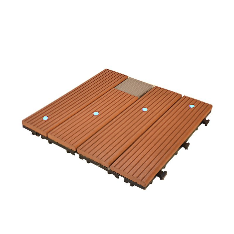Garden lamp solar light deck tiles SSLB-WPC30 BX
