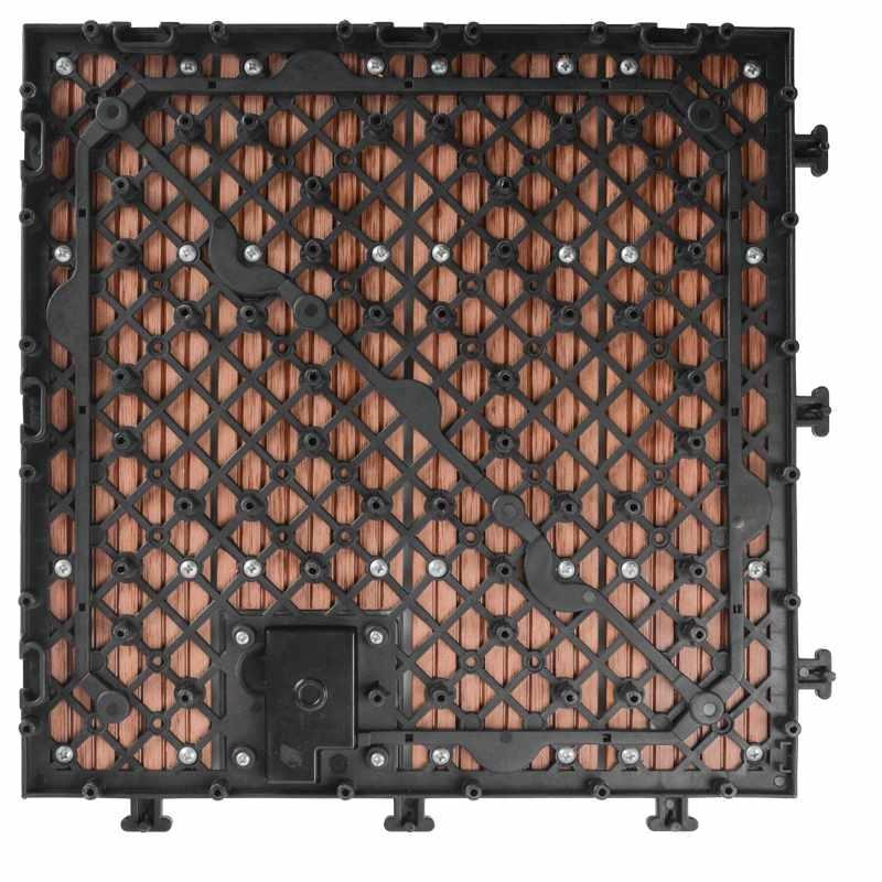Garden lamp solar light deck tiles SSLB-WPC30 BX