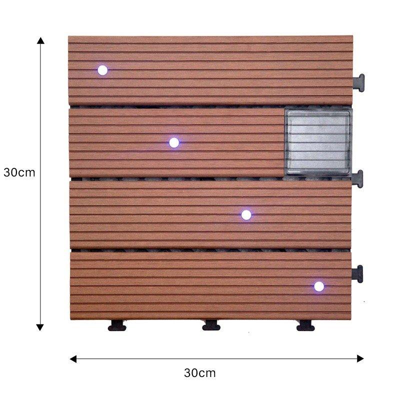 LED flooring light