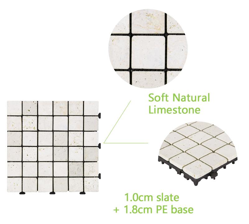 interlocking drainage floor mats