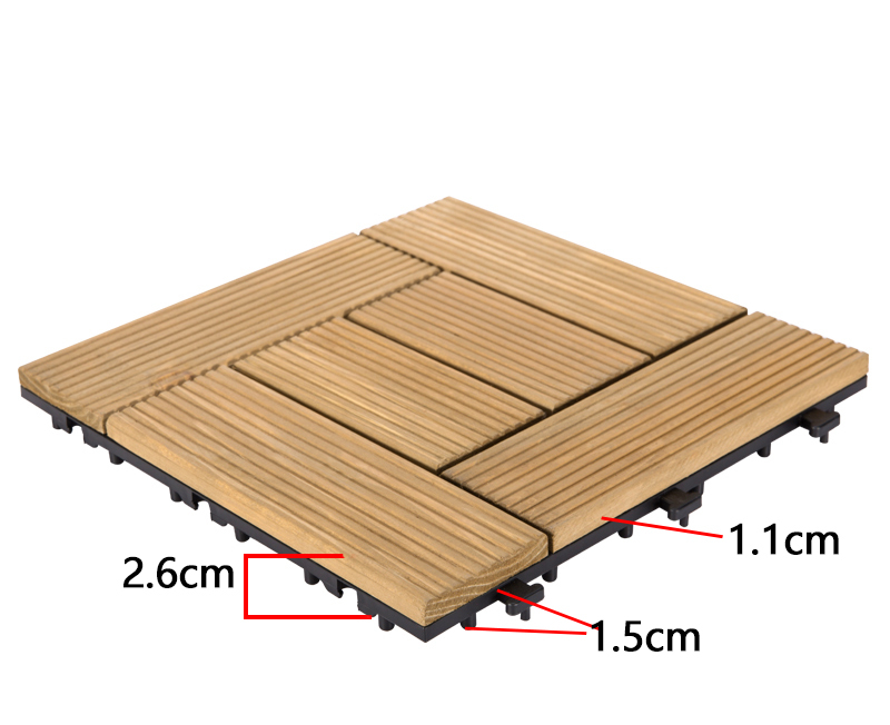 deck flooring outdoor