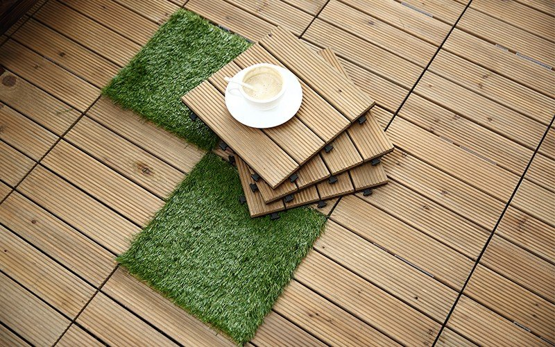 garden floor decor