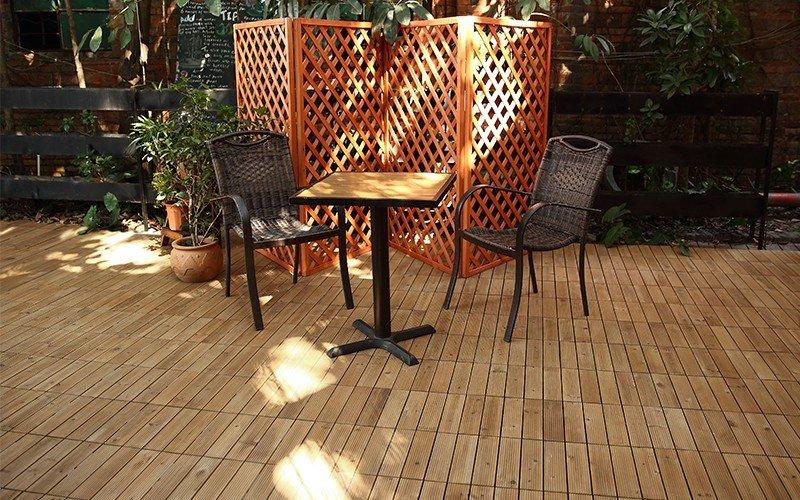garden floordiy