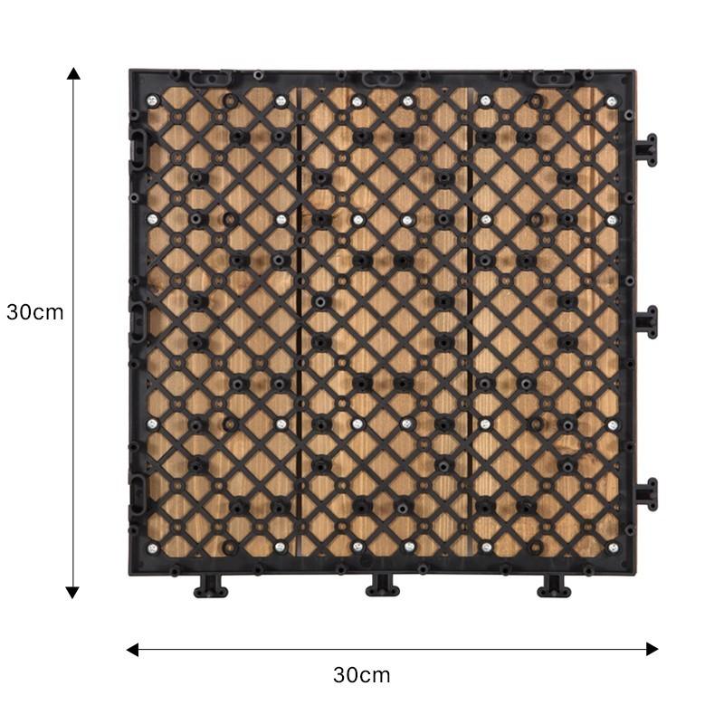 wood deck tiles interlocking interlocking wood deck tiles wood JIABANG Brand company