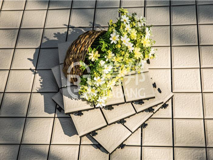parquet decking tiles