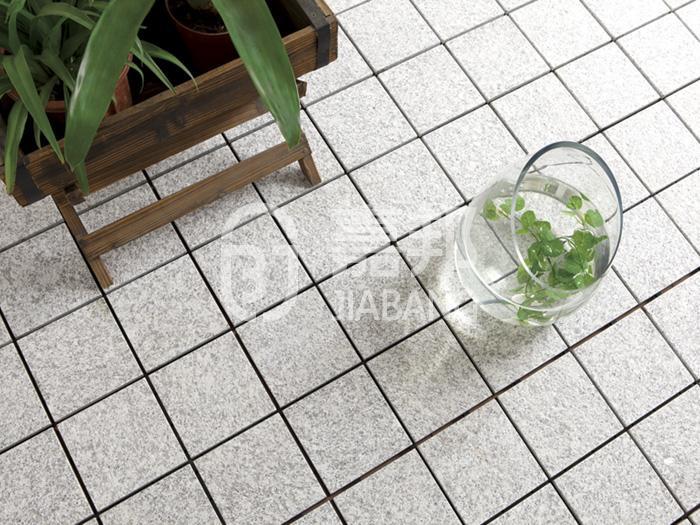 garden tiles floor